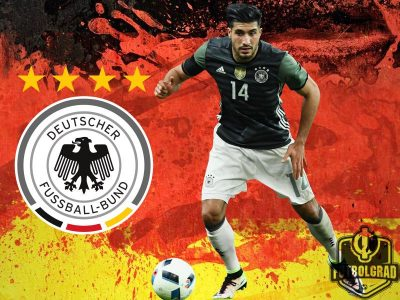 Emre Can – Where Does he Fit in Joachim Löw's Plans?
