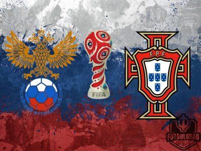Russia vs Portugal – Confederations Cup Preview
