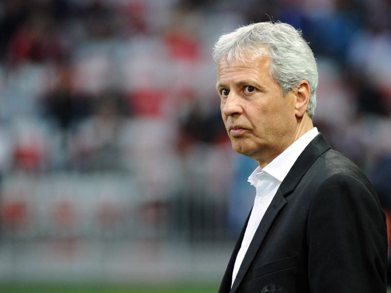 Lucien Favre was long considered the favourite to take over at the BVB. (FRANCK PENNANT/AFP/Getty Images)