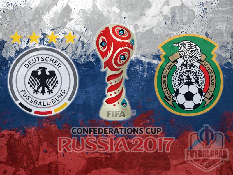 Germany Vs Mexico Confederations Cup Semi Final Preview