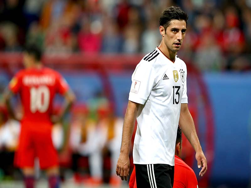 Lars Stindl could be the key player for Germany against Northern Ireland.