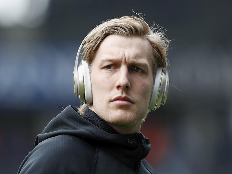 Emil Forsberg will be back in action on Sunday. (Boris Streubel/Bongarts/Getty Images)