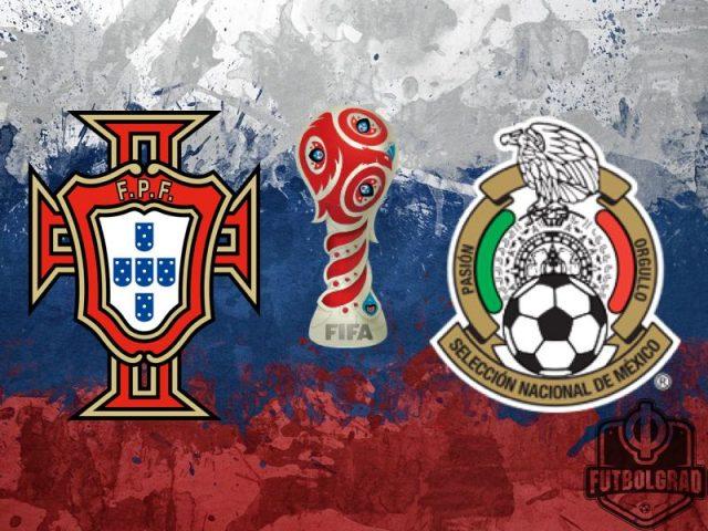 Portugal vs Mexico – Confederations Cup Preview