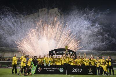 Moldovan Divizia Națională – Photo Report from Sheriff's Championship