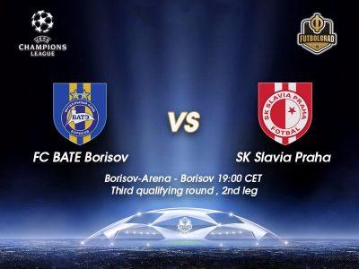 BATE Borisov vs Slavia – Champions League Preview