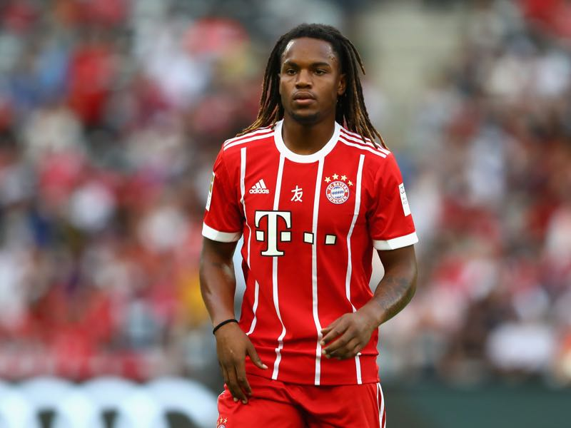 Renato Sanches. Will he stay or will he go? (Photo by Alexander Hassenstein/Bongarts/Getty Images)
