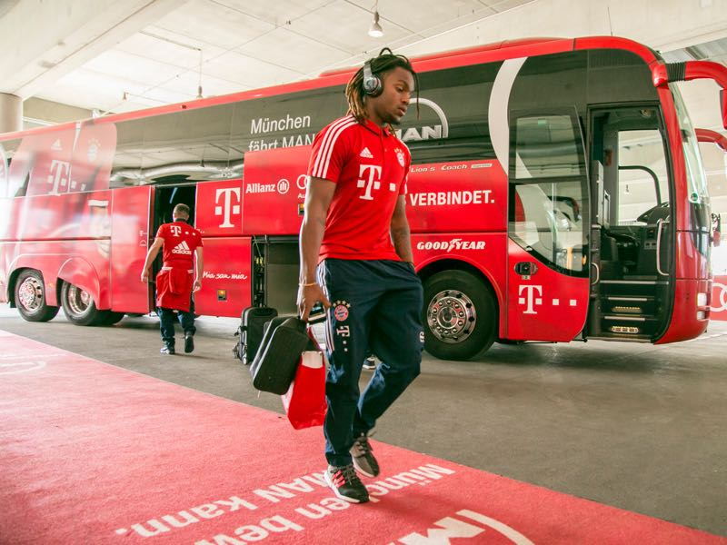 Renato Sanches appeared isolated at times at Bayern last season. (Photo by Jan Hetfleisch/Getty Images for MAN)