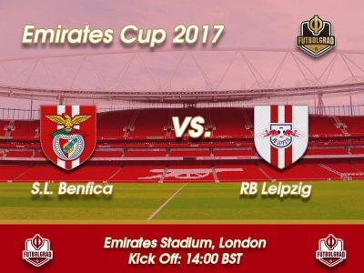 Benfica v RB Leipzig – Live