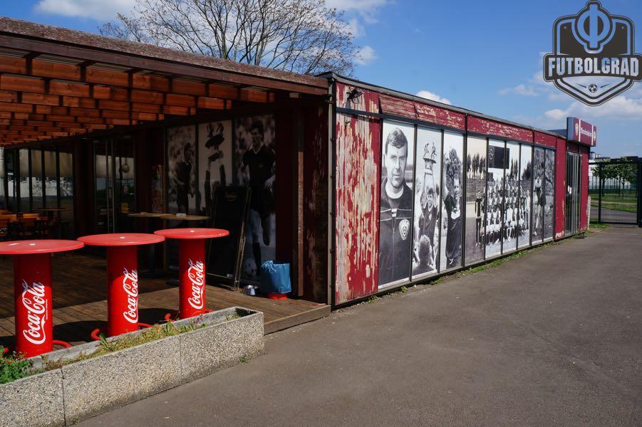 Today Dynamo Berlin's heroics are at best a distant memory. (Manuel Veth / Futbolgrad Network)