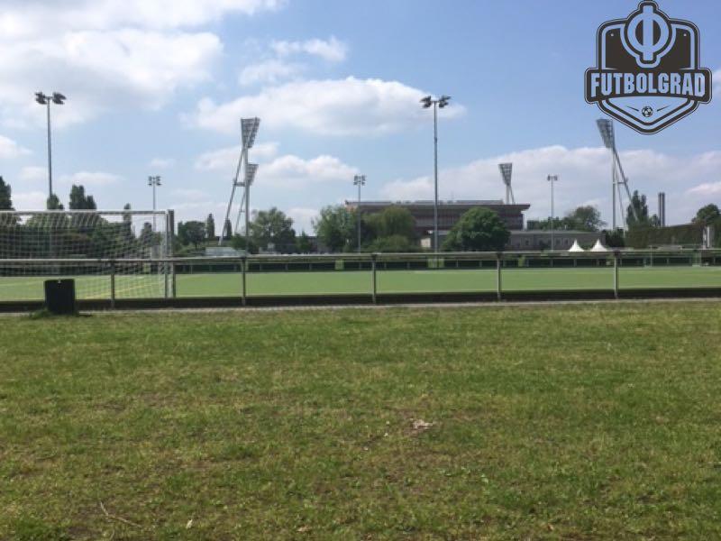 Nowadays Dynamo Berlin play at the Friedrich-Ludwig-Jahn-Sportpark (Manuel Veth / Futbolgrad Network)