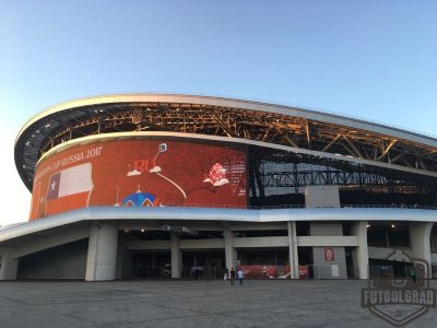 Russia's World Cup Stadiums and the Question of Sustainability