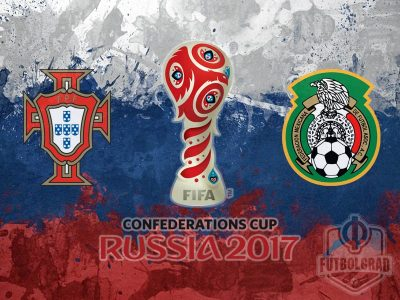 Portugal v Mexico – Confederations Cup Third Place Playoff