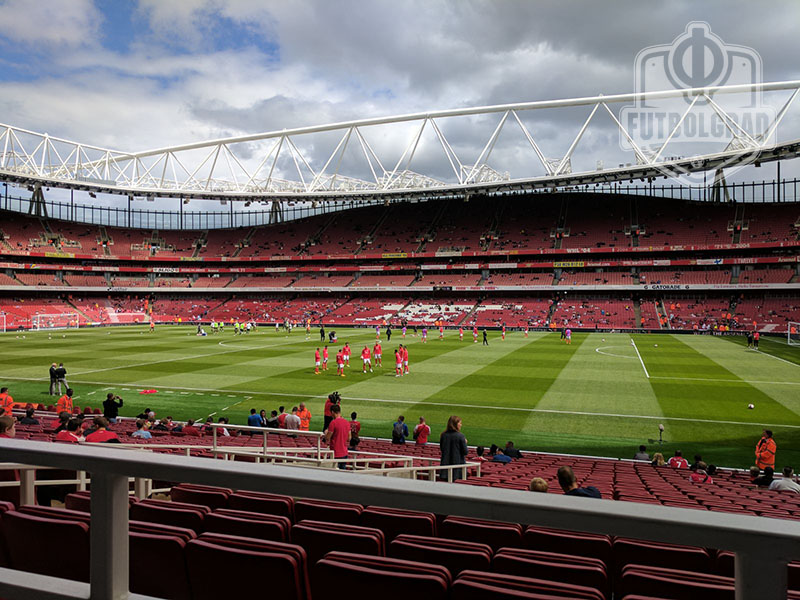 Arsenal vs Atlético Madrid will take place a the the Emirates Stadium in London (Chris Williams/ Futbolgrad Network)