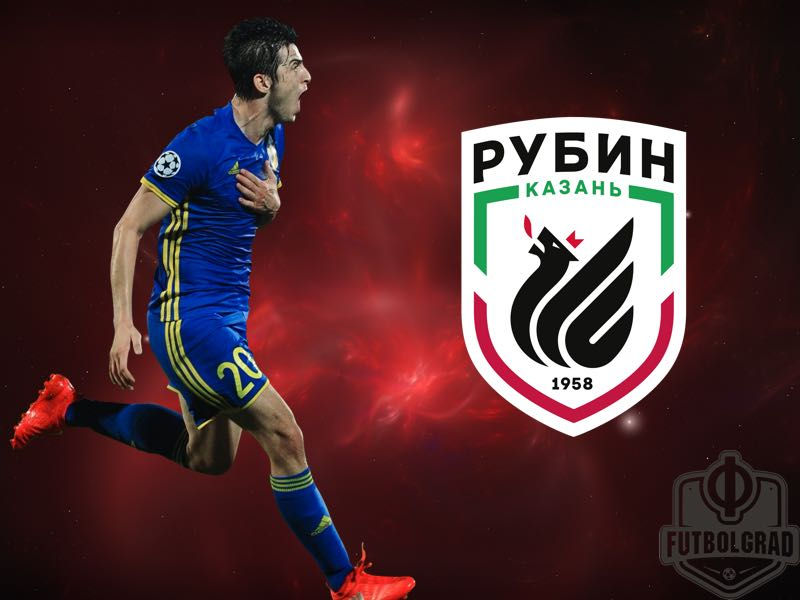 Sardar Azmoun – First Rubin Kazan and Then Europe