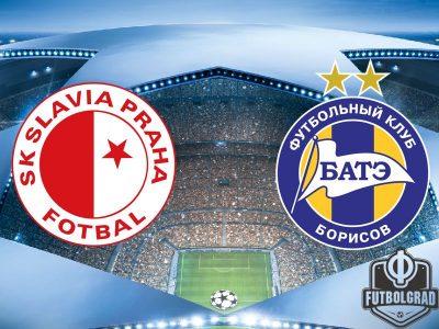 Slavia Praha vs BATE Borisov – Champions League Preview