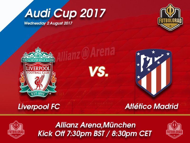 Image result for atletico liverpool audi cup