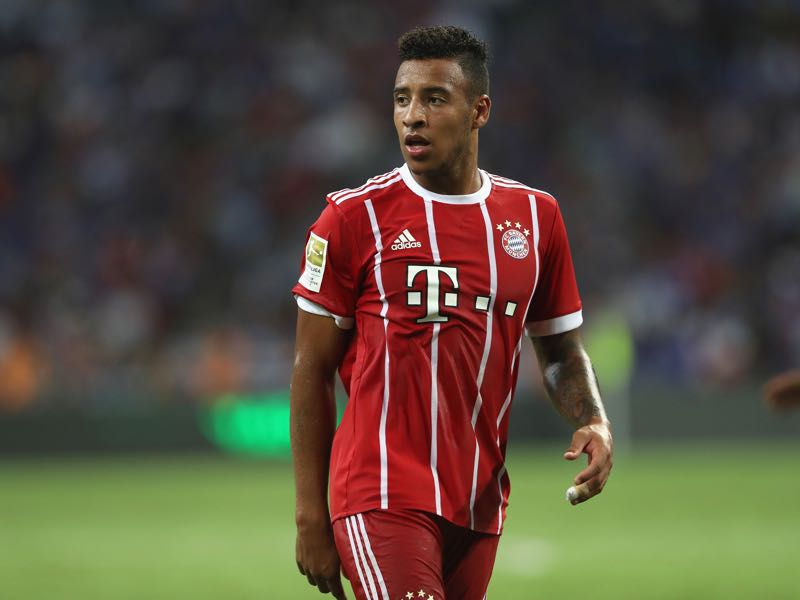 Corentin Tolisso was brought in to replace Xabi Alonso. (Photo by Alexander Hassenstein/Bongarts/Getty Images)