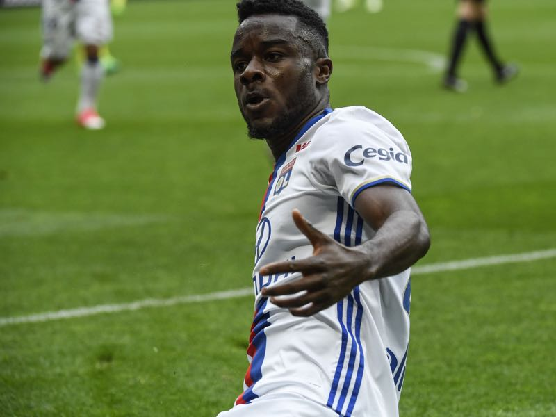 Maxwel Cornet would be a very different player than Ousmane Dembélé. (PHILIPPE DESMAZES/AFP/Getty Images)