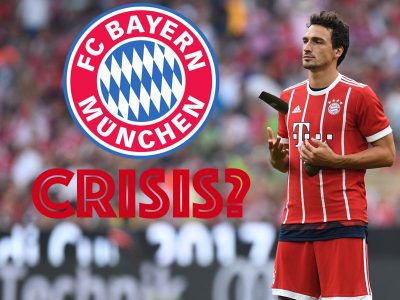 Pre-Season Problems – A Glitch or the Beginning of a Crisis for Bayern?