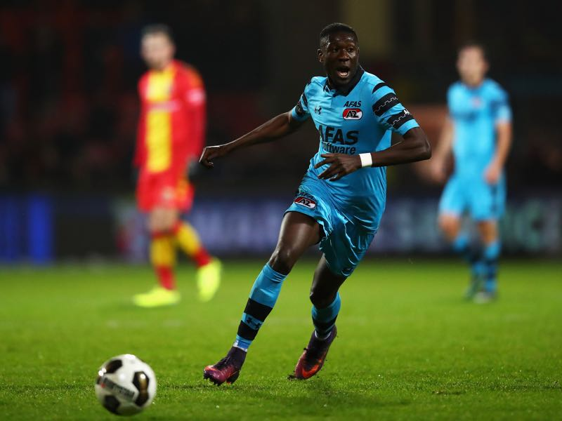 Derrick Luckassen joined PSV from AZ Alkmaar. (Photo by Dean Mouhtaropoulos/Getty Images)