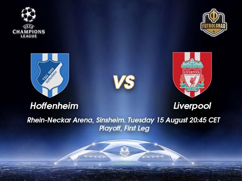 Hoffenheim vs Liverpool – Champions League Preview