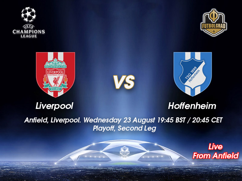 Liverpool vs Hoffenheim – Champions League Preview