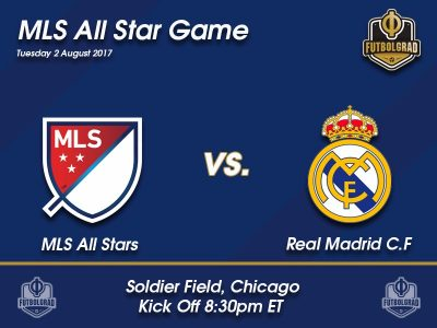 MLS All-Stars vs Real Madrid – Preview