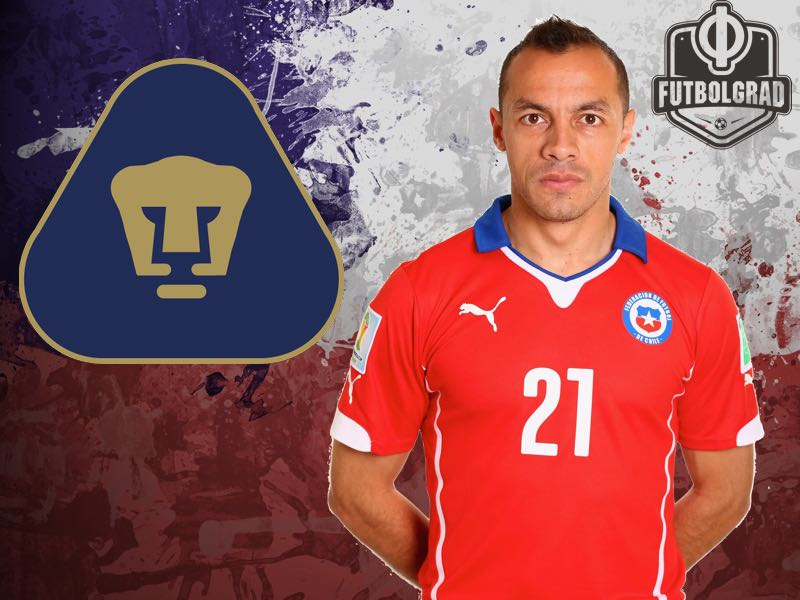 Marcelo Díaz – Pumas Find Their Midfield Leader