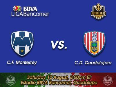 Monterrey vs Chivas – Liga MX Game of the Week