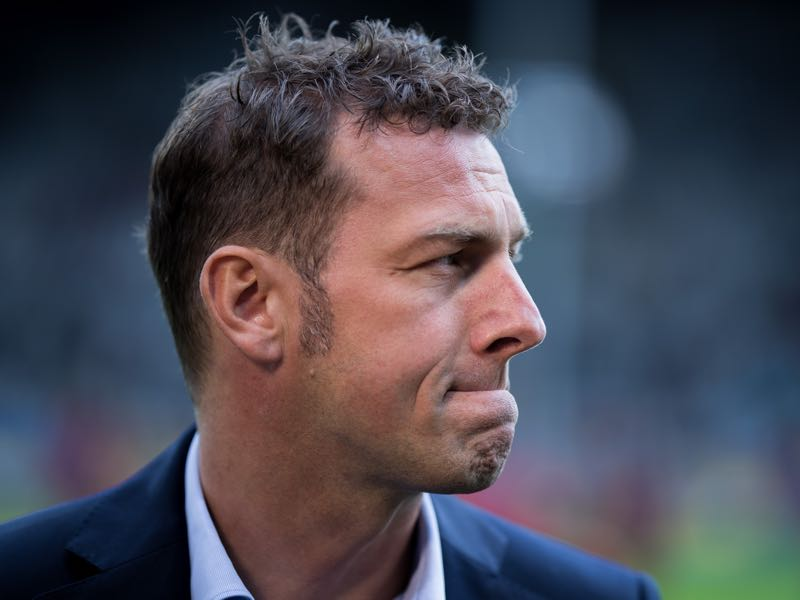 Markus Weinzierl was fired by Schalke 04 after having a disappointing season with the club. (Photo by Simon Hofmann/Bongarts/Getty Images)