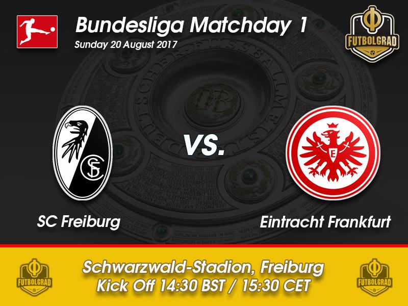Freiburg v Eintracht Frankfurt – Live
