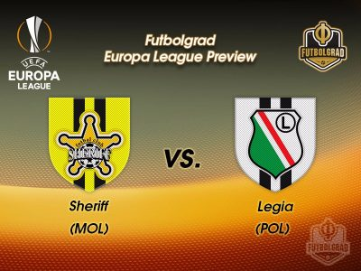 Sheriff Tiraspol vs Legia Warsaw – Europa League Preview