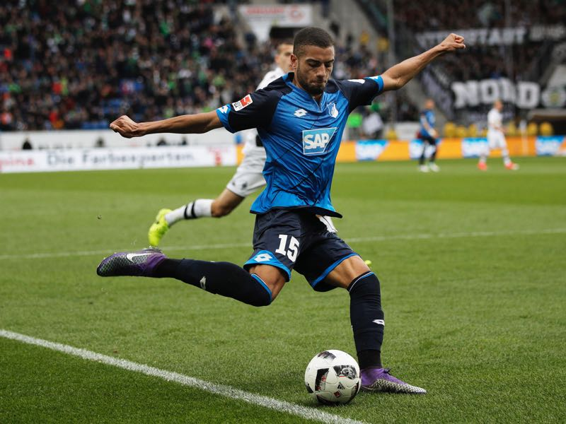 Jeremy Toljan is a dynamic multipurpose player. (Photo by Adam Pretty/Bongarts/Getty Images)