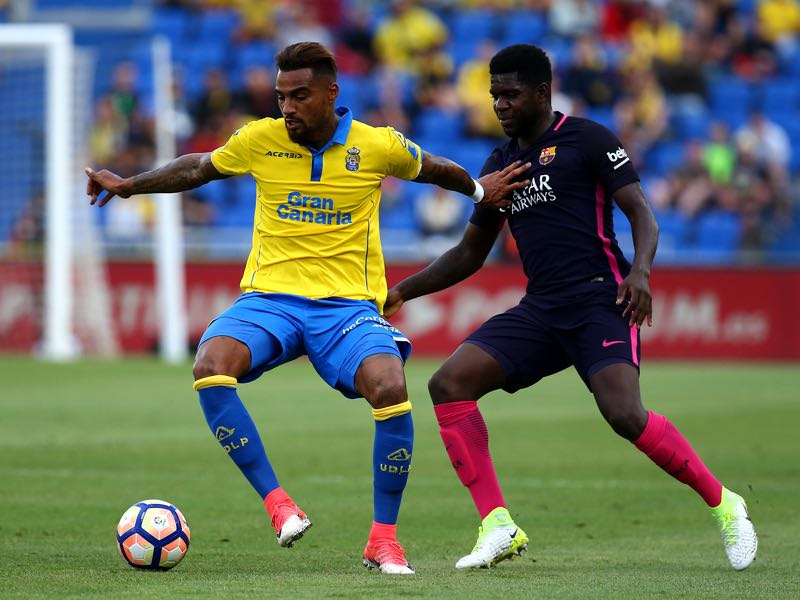 Kevin-Prince Boateng (l.) managed to resurrect his career in Spain last season.  (Photo by Charlie Crowhurst/Getty Images)