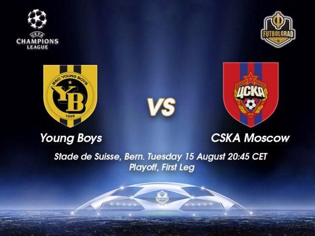 Young Boys vs CSKA Moscow – Champions League Preview