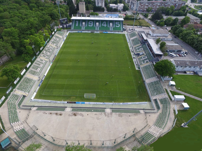 Ludogorets vs Bayer Leverkusen will take place at the Ludogorets Arena in Razgrad. (BULGARIA24  CC-BY-SA-4.0)