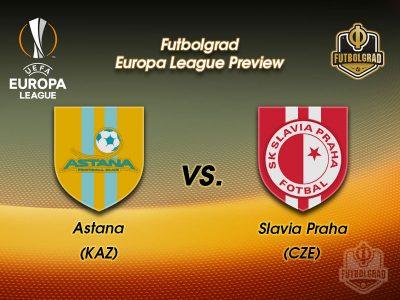 Astana vs Slavia Praha – Europa League Preview