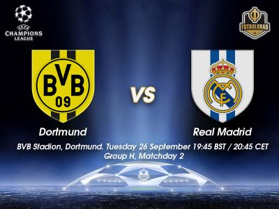 Borussia Dortmund vs Real Madrid – Champions League Preview