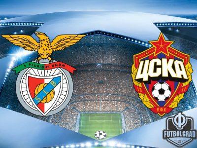 Benfica vs CSKA Moscow – Champions League Preview