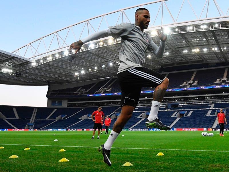 Ricardo Quaresma will be key for Besiktas' success. (MIGUEL RIOPA/AFP/Getty Images)