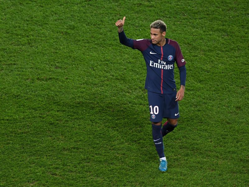 Neymar is the world's most expensive player. (ALAIN JOCARD/AFP/Getty Images)