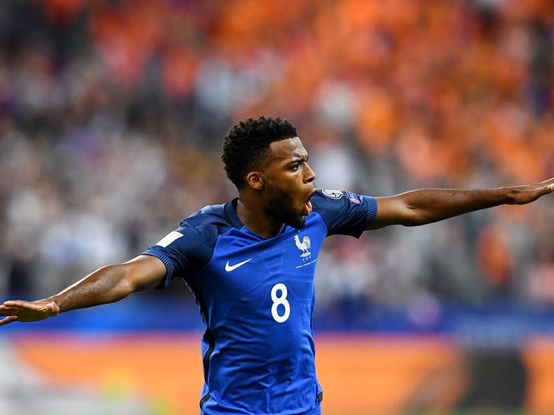 Thomas Lemar was among the scorers in France's destruction of the Netherlands last week. (FRANCK FIFE/AFP/Getty Images)