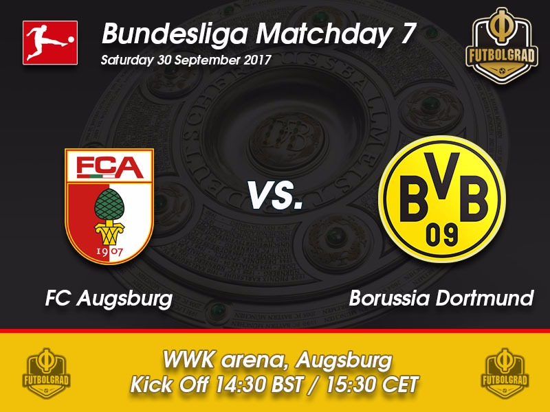 Augsburg vs Borussia Dortmund – Bundesliga Preview