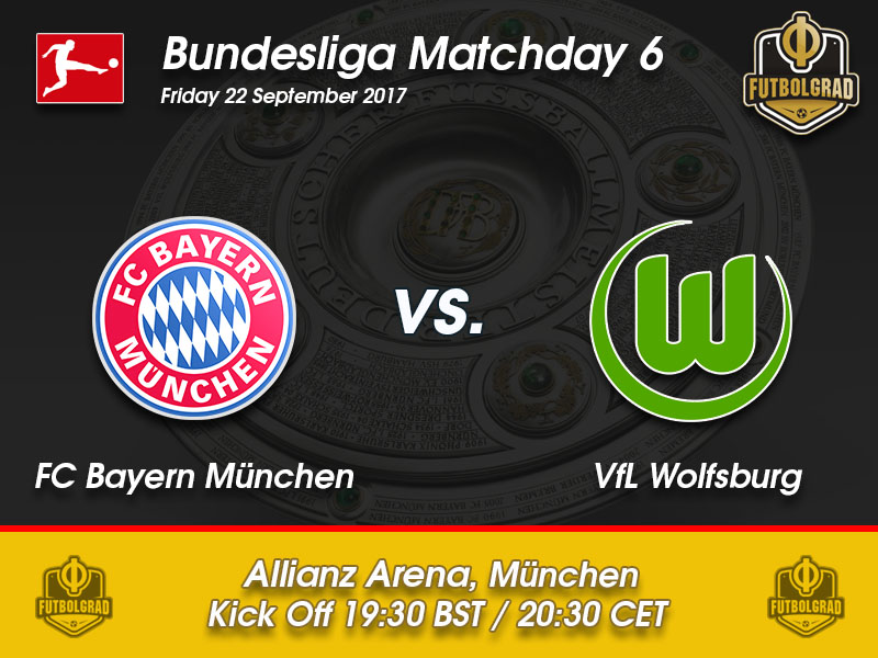 Bayern vs Wolfsburg – Bundesliga Preview