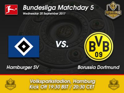 Hamburg vs Dortmund – Bundesliga Preview