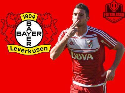 Lucas Alario – Introducing Bayer Leverkusen's New Striker