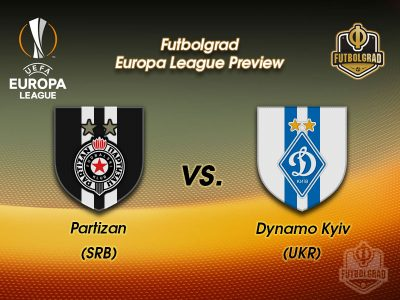 Partizan vs Dynamo Kyiv – Europa League