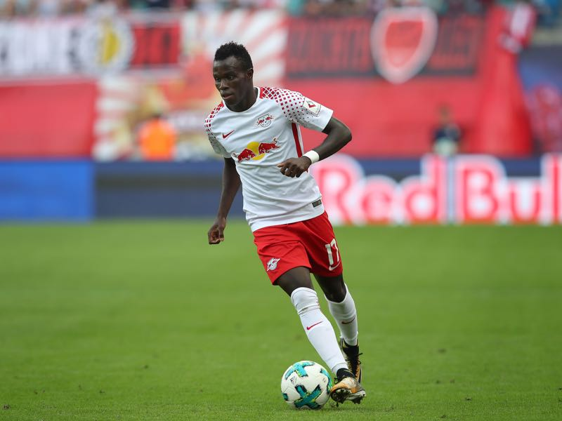 Bruma will be one of the Leipzig players to watch out for in the match against Gladbach. (Photo by Ronny Hartmann/Bongarts/Getty Images)