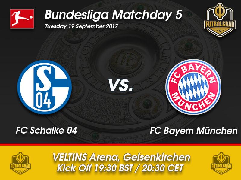 Schalke vs Bayern München – Bundesliga Preview