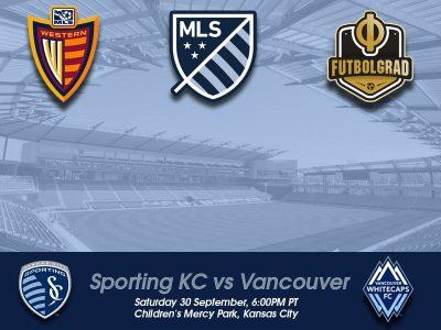 Sporting Kansas vs Vancouver Whitecaps – MLS Preview